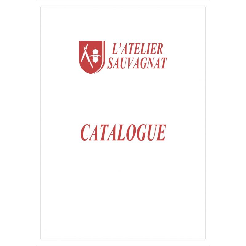 Catalogue de l'Atelier Sauvagnat, couverture