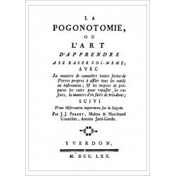 La pogonotomie, par Jean-Jacques Perret