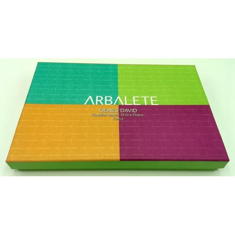 Coffret 4 Office Color Arbalète