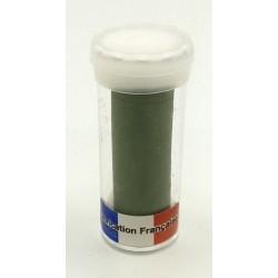 Stick de pâte à rasoir verte à l'oxyde de chrome, tube cristal de 10 grammes