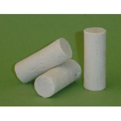 Sticks de pâte à rasoir blanche à l'oxyde d'aluminium