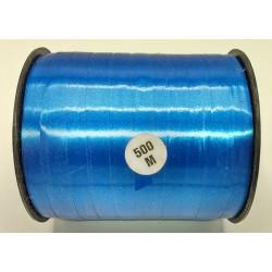 Bolduc BLEU largeur 10 mm, bobine de 500 mètres