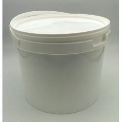 Seau de 5, 5 litres avec anse, réutilisable
