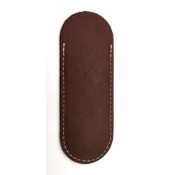 Etui pour couteau de moche modèle TIME A, marron