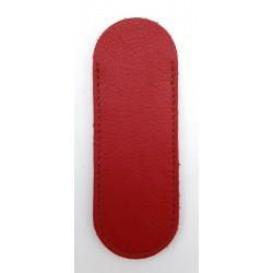Etui pour couteau de moche modèle TIME A, rouge