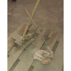 Buffle et matériel de fabrication de polissoires