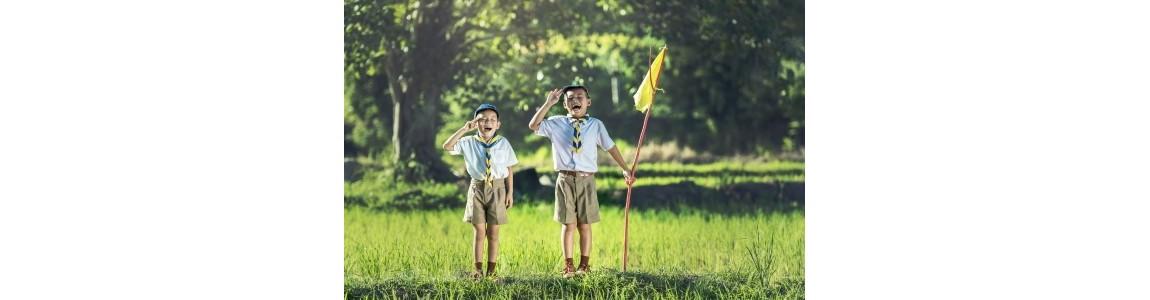 Scoutisme et louvetisme