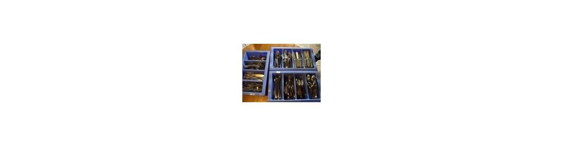 Destockage en lots de matériels et fournitures de coutellerie