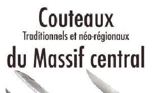 Couteaux du Massif Central